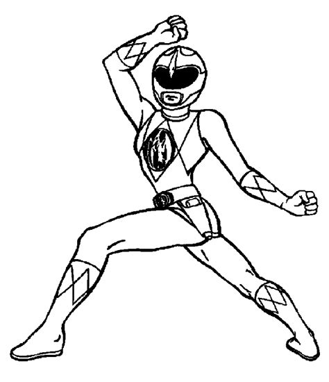 free powerrangers samurai coloring pages