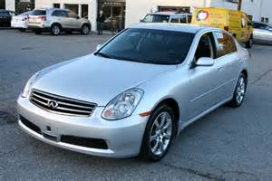 2006 Infiniti G35x Object Moved