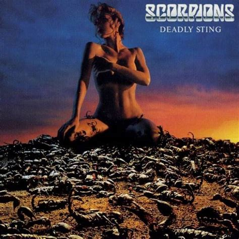 Deadly Sting groupe scorpions 167 albumrock