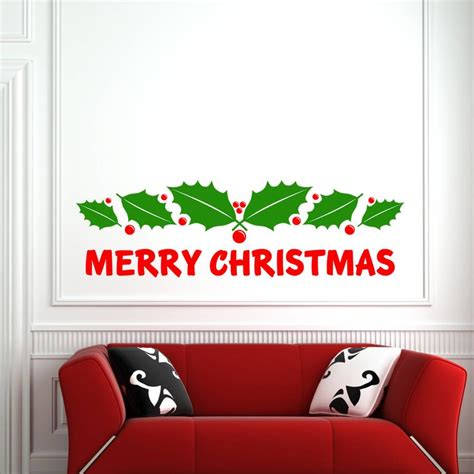 merry wall sticker merry wall sticker by wall designer by gemma