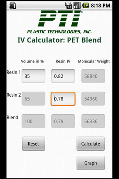 pet technologies news news app pet technologies plastic technologies launches free app to calculate