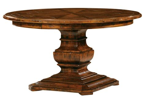 Pedestal Dining Room Tables Pedestal Dining Room Table Decobizz