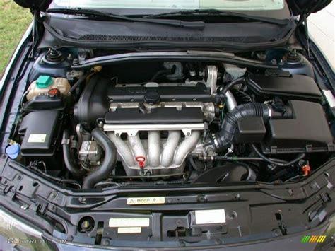 2004 volvo s60 2 4 2 4 liter dohc 20 valve inline 5