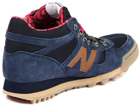 Sepatu New Balance H710 new balance h710 herschel shoes blue brown beige