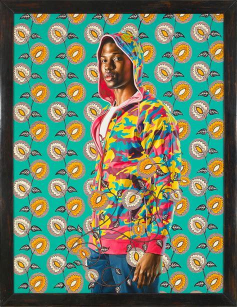 artist pattern art hip hop blending with renaissance art 2 fubiz media