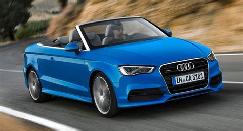 Audi A3cabrio by Audi A3 Cabrio And Three Door Hatchbacks To Be Axed