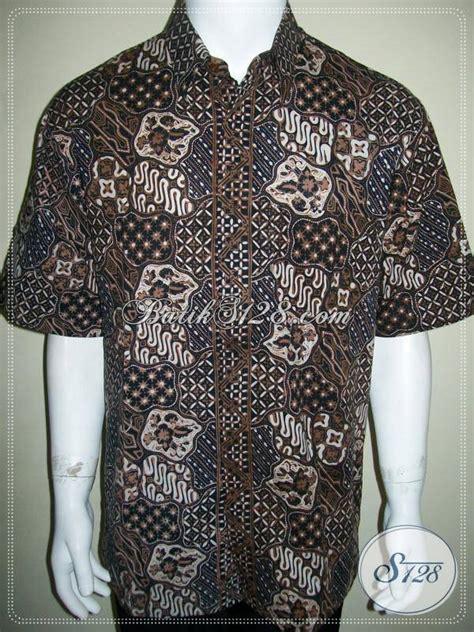 Batik Kantoran baju batik kantoran pria motif sekarjagad batik halus ld663ct xl toko batik 2018