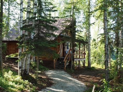 Lakeside Cabins by Talkeetna Lakeside Cabins Alaska Cground Reviews Tripadvisor