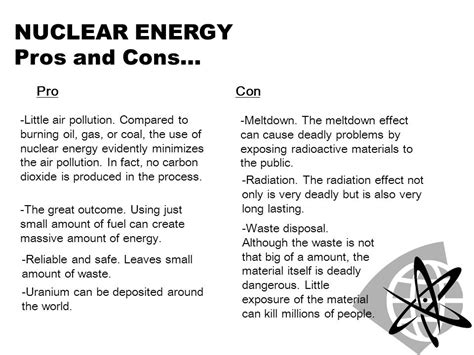 Mba Nuclear Energy Management by Pros And Cons Of Nuclear Power Plants Essay Custom Paper