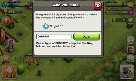 buat akun gmail clash of clans cara bermain banyak akun di game clash of clans coc