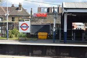 Kew Gardens Station by Kew Gardens Station 169 N Chadwick Geograph Britain And