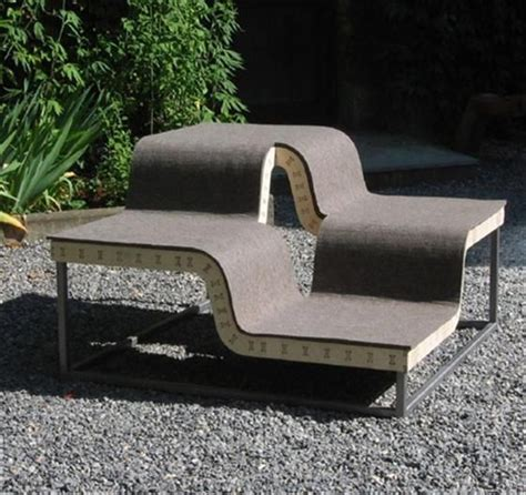designer garden bench 25 best ideas about outdoor wooden benches on pinterest