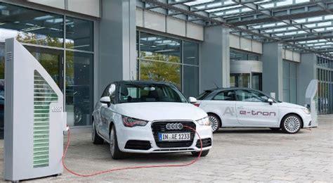 G Nstiges Auto Im Unterhalt by Schaufensterprojekt Elektromobilit 228 T Mit Dem Audi A1 E Tron