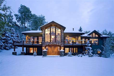 winter houses 3 rentals for your snowmass ski holiday alpine property