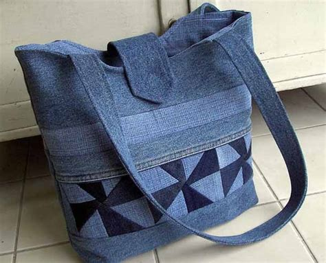 pattern for a blue jean purse jeans bag patterns 12 amazing recycled jeans bags with