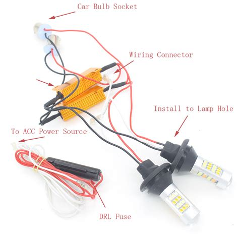 led drl switch back wiring wiring diagram with description