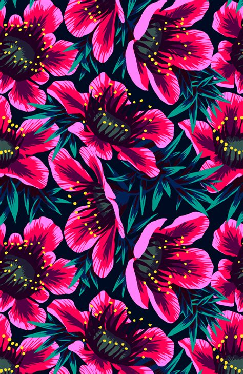 pattern for flower flower patterns for spring my blue flamingo