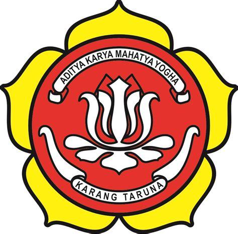 membuat logo karang taruna wawan pangkalan bun design logo karang taruna