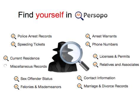 Persopo Search Delete Your Info From Persopo