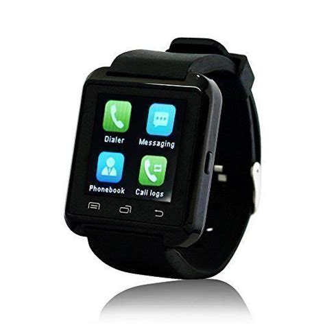 bluetooth smart watch wristwatch u8 fit for smartphones wavefull bluetooth smart jogging watch u8 sport wrist