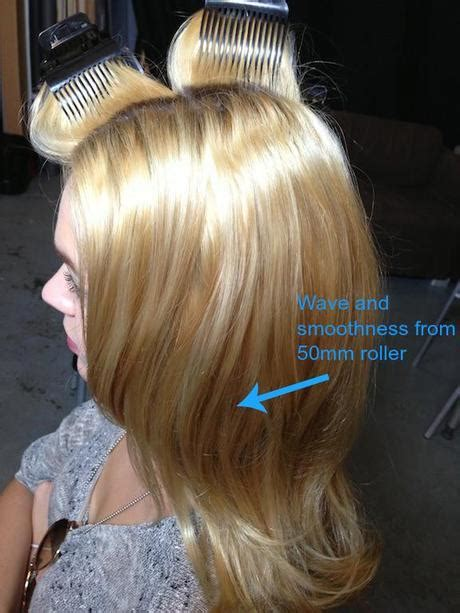 velcro rollers before and after revisiting cloud nine the o heated velcro rollers photo