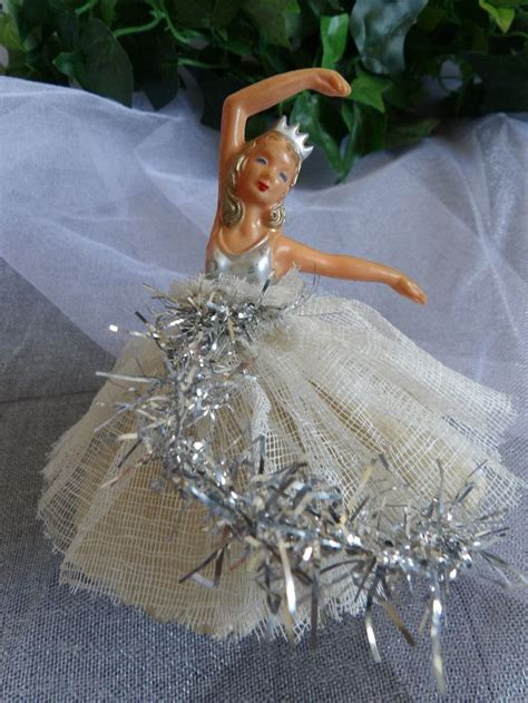 223 best images about vintage christmas fairy dolls