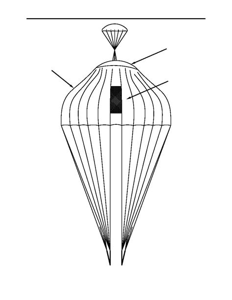 Parachute Coloring Pages Free Coloring Pages Of A Parachute by Parachute Coloring Pages