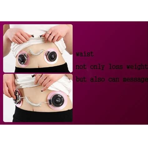 Alat Pijat Jmg 12 In 1 slimming stovepipe thin waist belt rejection alat pijat pelangsing pink