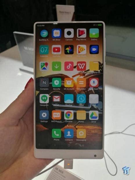 Scd Xiaomi Mi 5 Black the white xiaomi mi mix sold out in a minute