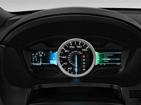how does cars work 2011 ford explorer instrument cluster image 2012 ford explorer fwd 4 door xlt instrument cluster size 1024 x 768 type gif posted