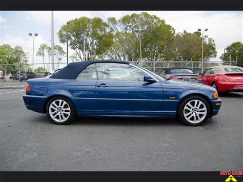 2001 Bmw Convertible by 2001 Bmw 330ci Convertible Ft Myers Fl For Sale In Fort