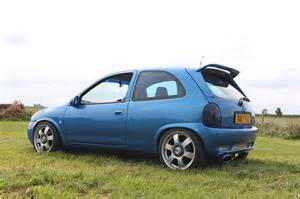 Vauxhall Corsa Modified Vauxhall Corsa C Modified Capseacusiz