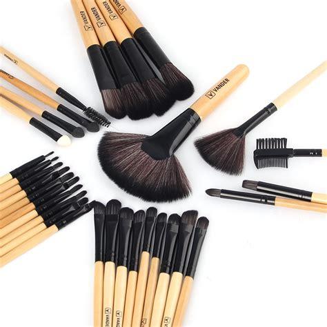 1 Set Makeup Makeover vander 32pcs set professional makeup brush foundation eye