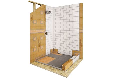 Low Profile Shower Drain For Solid Floors by Shower With Linear Drain Schluter