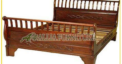 Tempat Tidur Kayu Jati Ukiran tempat tidur ukiran jati bagong jari jari allia furniture