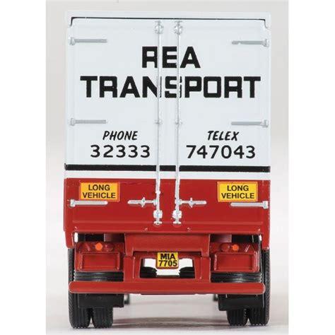 corgi volvo  fridge trailer rea transport ballyclare volvo model truck