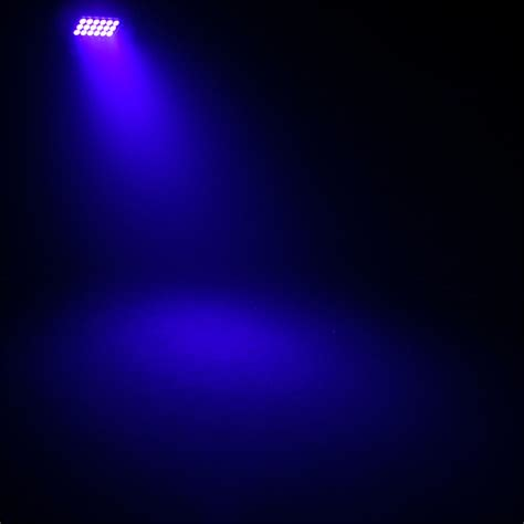 Chauvet Slimbank Uv 18 Dmx Led Wash Uv Blacklight Pssl Uv Lights