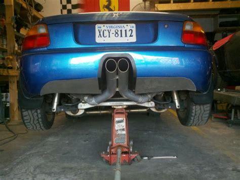 Muffler Ujung Knalpot Civic Turbo dynomax turbo muffler honda tech