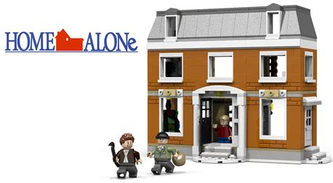 Lego Home by Lego Ideas Home Alone Kevin S Mad House Fiasco