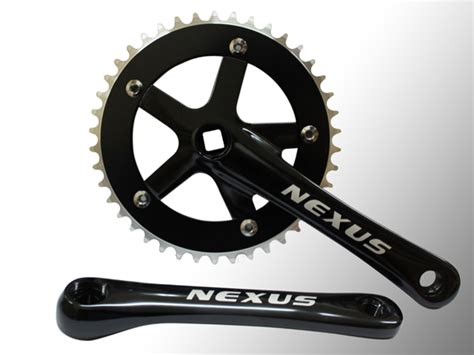 Adr 46a2 Chainwheel Anodized Aksesoris Dan Part Sepeda Gray 46t X chain wheel sepeda viva vivacycle