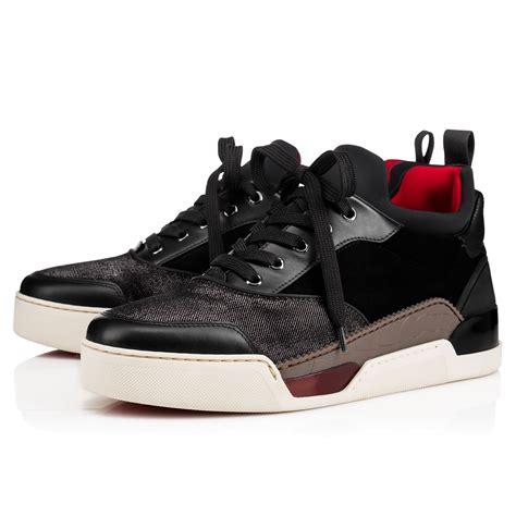 louboutins mens sneakers christian louboutin aurelien flat cm47 christian