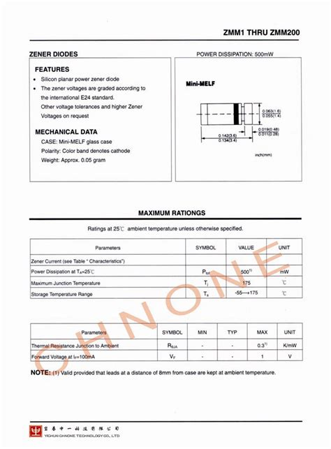 st4148 zener diode datasheet mini melf silicon planar power st4148 zener diode in china factory buy st4148 zener diode mini