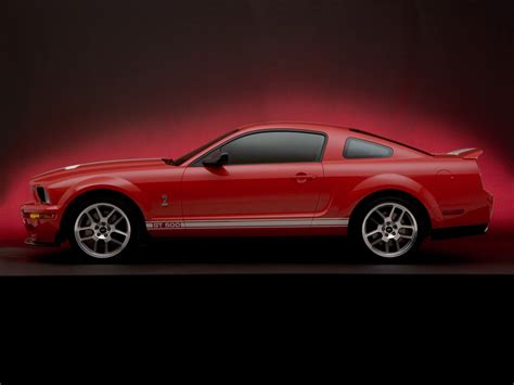 mustang shelby gt500 cobra 2005 ford shelby cobra gt500 pics information