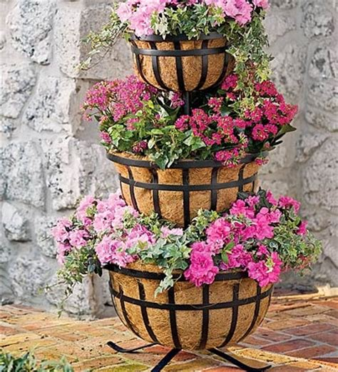Three Tier Planter House Home Pinterest 3 Tier Planter