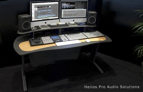 Pro Edit Desk by Aka Design Proedit Configuration B Aka Design Helios