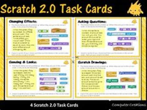 scratch 2 0 programming books more useful scratch cards to print and laminate from teach