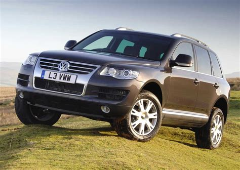 2009 Volkswagen Touareg by 2009 Volkswagen Touareg Bluemotion Review Top Speed