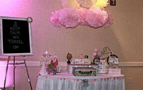 Baby Shower Setup Pictures by Travel Baby Shower Tutus Toads