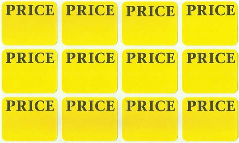 printable price tags for garage sale sale price tags printable pictures to pin on pinterest