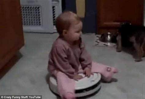 100 chesterfield business parkway 2nd floor st louis mo 63005 baby vacuum cleaner baby rides a robot vacuum